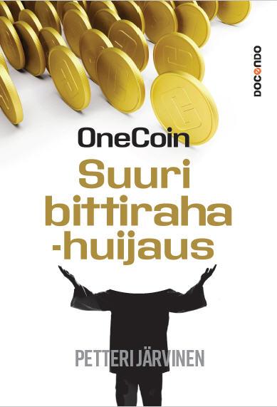 Onecoin-kirjan kansikuva